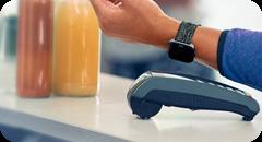 Comment payer sans contact avec votre smartwatch?