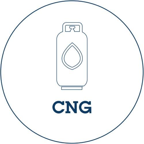 Une voiture à moteur au CNG peut remplacer avantageusement un modèle au diesel