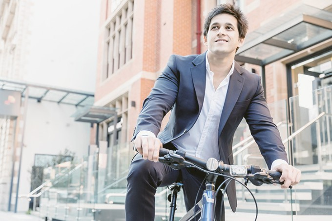 Rent a shared bike