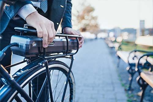 Fietsleasing week van mobiliteit
