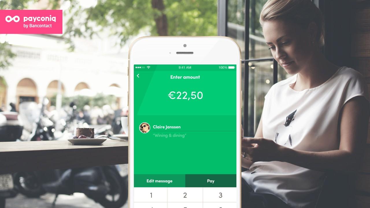 smartphone, payconiq, betalen, betaalmiddel, mobiel