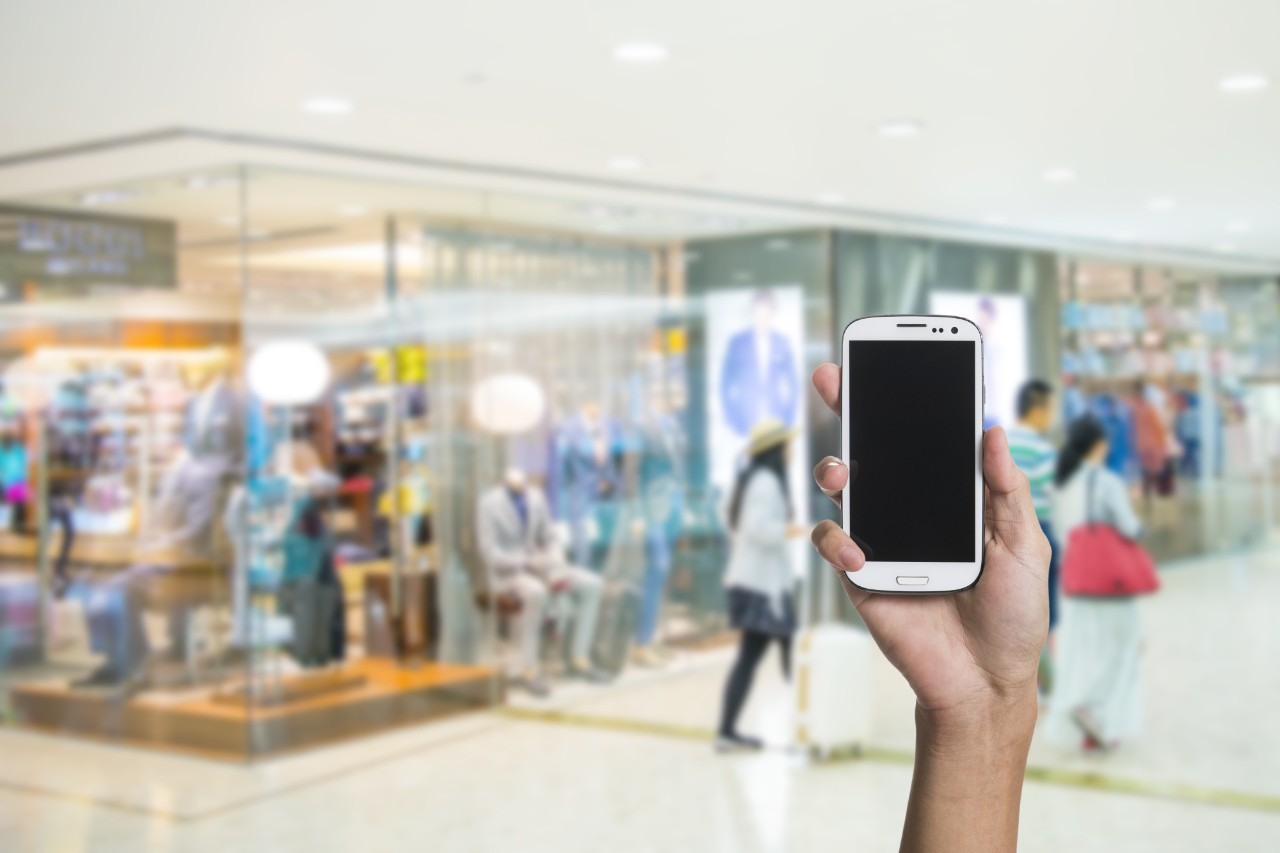Responsive design, app, omnikanaal, smartphone, mobiele website