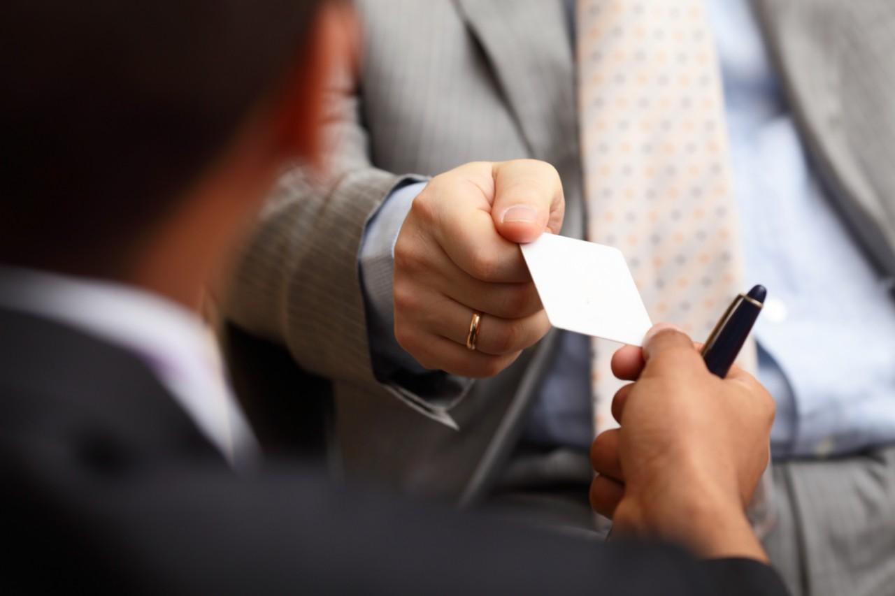 Businesskaart