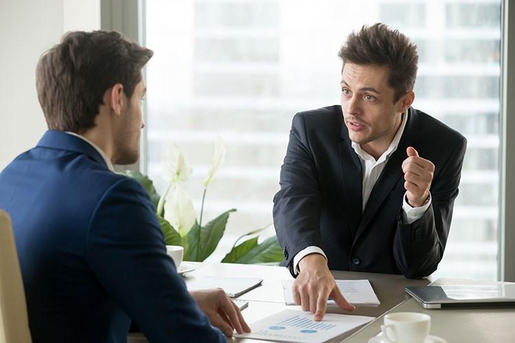Fiscaal advies van een business consultant van KBC