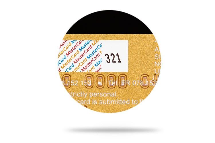 CVC-code kredietkaart