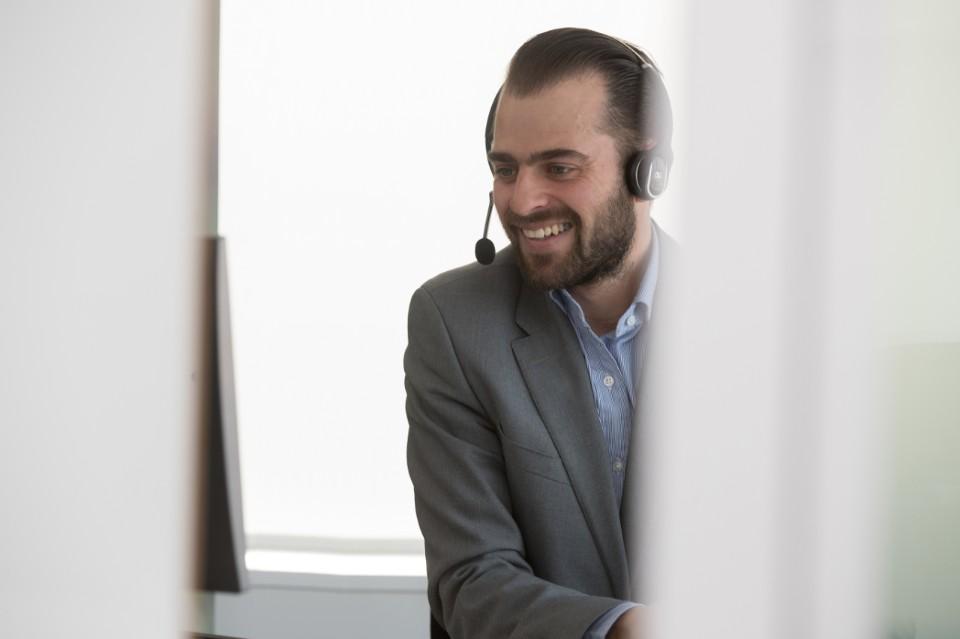 KBC Live: la même expertise que dans votre agence KBC, mais à distance.