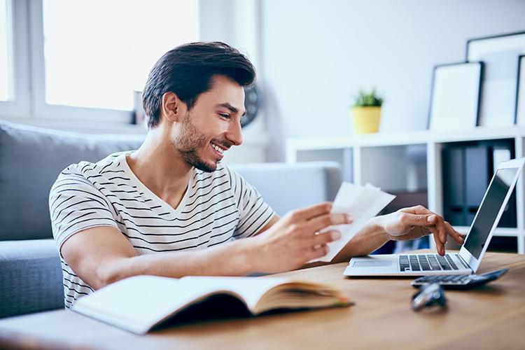De factuur, digitale factuur, online facturatie, smart paste, smartpaste, kbc mobile, betaling, overschrijving, digitaal