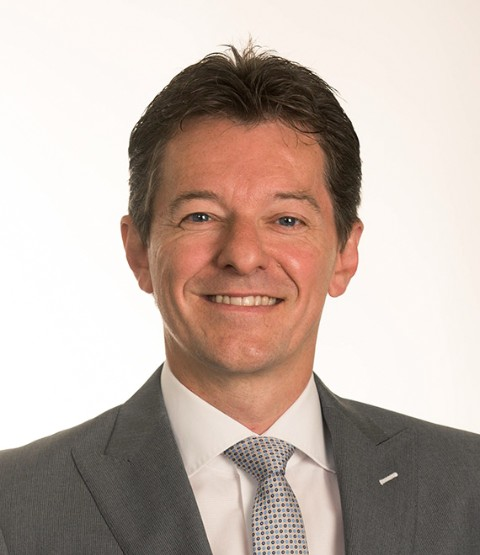 Johan Thijs, CEO van KBC Groupe
