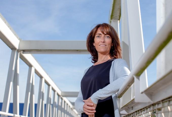 Régine Debeuckelaere, directeur KBC Private Banking en Wealth