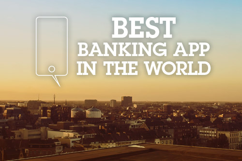 Best banking app in the world