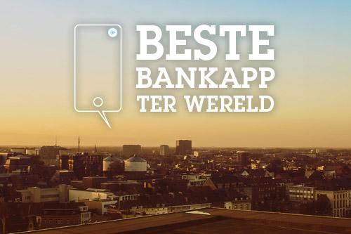 Beste bankapp ter wereld